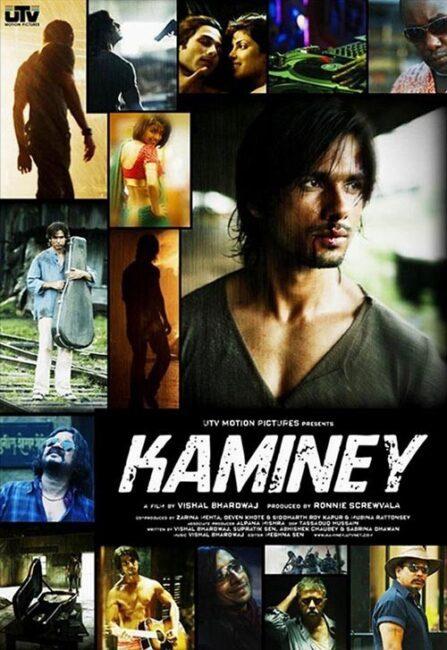 فیلم دوبله: میان بر (2009) Kaminey: The Scoundrels