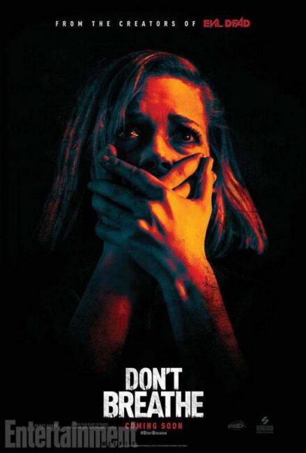 فیلم دوبله: نفس نکش (2016) Don't Breathe