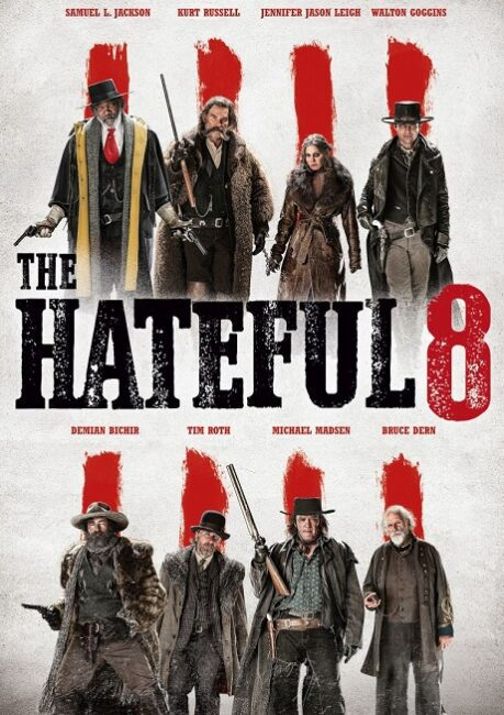 فیلم دوبله : هشت نفرت انگیز (2015) The Hateful Eight