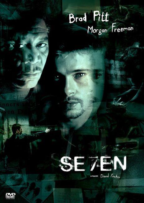 فیلم دوبله: هفت (1995) Seven