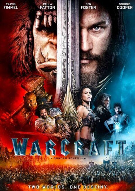 فیلم دوبله: وارکرفت (2016) Warcraft