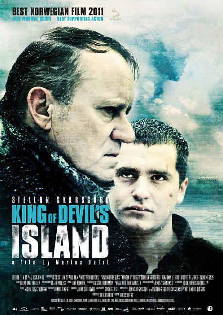 فیلم دوبله : پادشاه جزیره شیطان (2010) King of Devil's Island