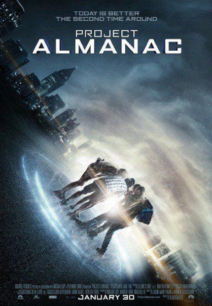 فیلم دوبله: پروژه آلماناک (2014) Project Almanac