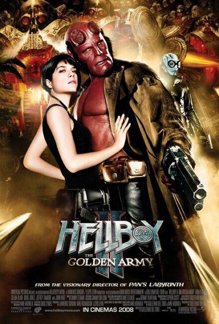 فیلم دوبله: پسر جهنمی (2004) Hellboy