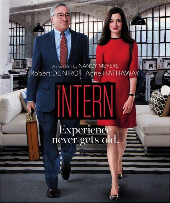 فیلم دوبله : کارآموز 2015 The Intern