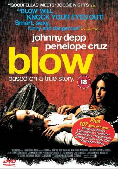 فیلم دوبله: کوکائین (2001) Blow