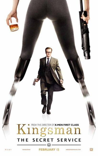 فیلم دوبله : کینگزمن، سرویس مخفی  Kingsman: The Secret Service 2014
