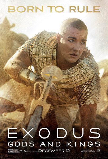 فیلم زیرنویس فارسی: هجرت: خدایان و پادشاهان (2014) Exodus: Gods and Kings