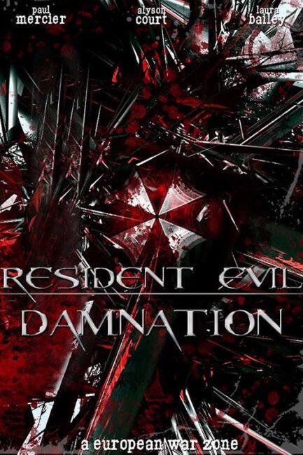 کارتون دوبله:  اهریمن درون (نفرین ابدی)  Resident Evil: Damnation 2012