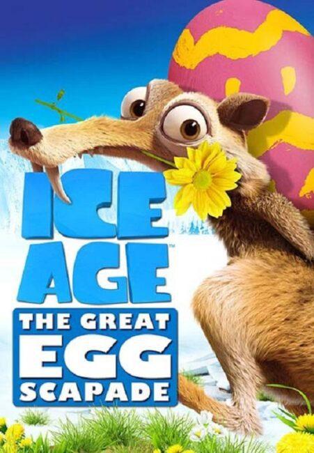کارتون دوبله: عصر یخبندان - ماجرای تخم مرغ بزرگ (2016) Ice Age: The Great Egg-Scapade