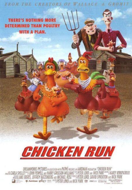 کارتون دوبله : فرار مرغی  Chicken Run 2000