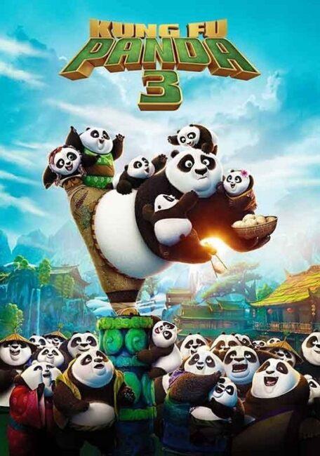کارتون دوبله : پاندای کنگ فو کار 3 (2016) Kung Fu Panda 3