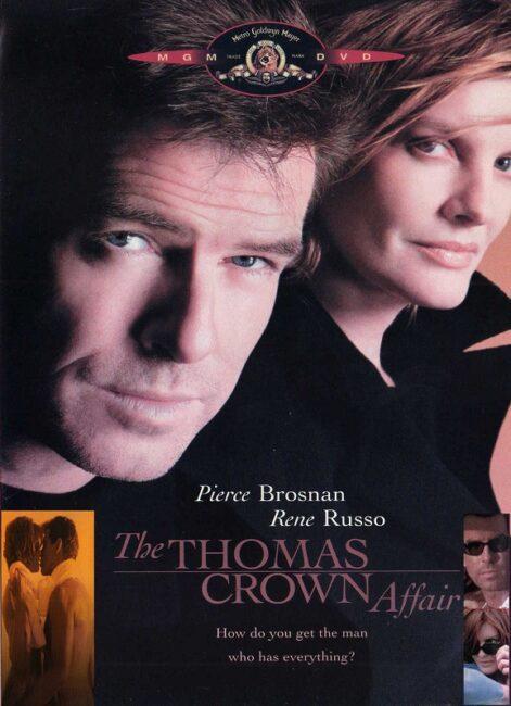 فیلم دوبله : حادثه توماس کراون 1999 The Thomas Crown Affair