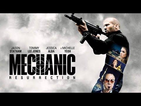 Film doble farsi HD 2020 فیلم خارجی دوبله فارسی اکشن جیسون استاتهام ''مکانیک ۲'' | بدون سانسور